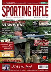 Sporting Rifle issue February 2015