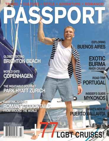 Passport issue February 2015