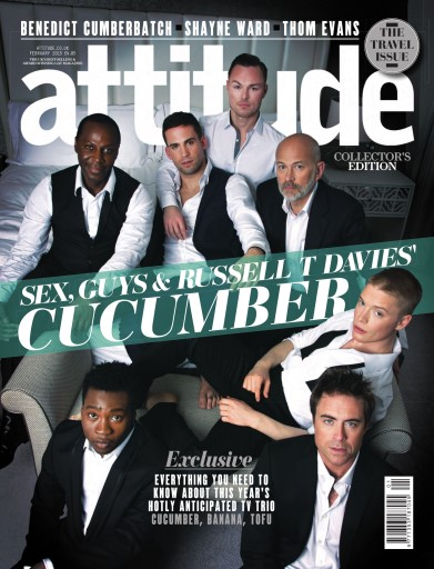 Attitude issue February 2015