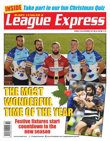 League Express issue 2946