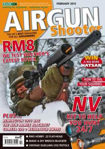 Airgun Shooter issue Feb-15