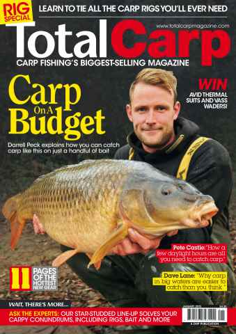 Total Carp issue Jan-15