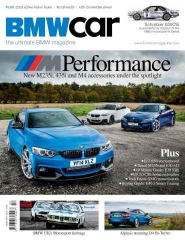 BMW Car issue February 15