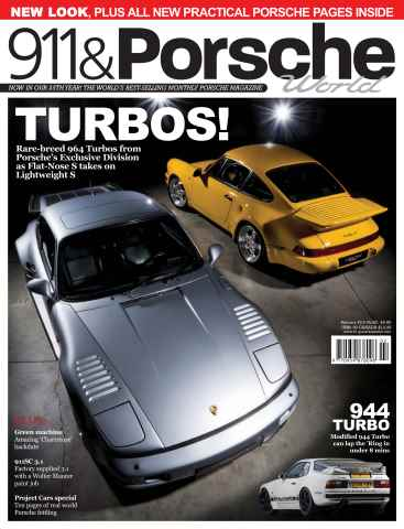 911 & Porsche World issue 911 & Porsche World Issue 251 February 2015