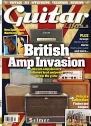 Guitar & Bass Magazine issue February 2015