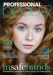 Professional Beauty issue Professional Beauty January 2015