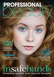 Professional Beauty issue Professional Beauty January 2015