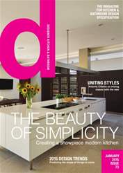 Designer Kitchen & Bathroom issue January 2015