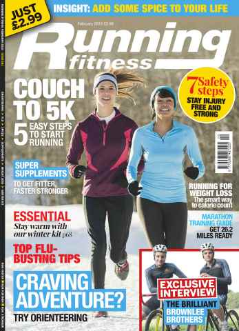 Running Fitness issue No.173 Couch to 5k