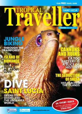 Tropical Traveller issue Vol 279