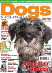 Dogs Monthly issue February 2015
