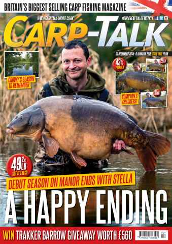 Carp-Talk issue 1052