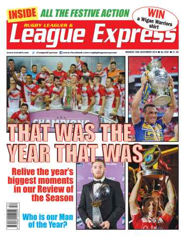 League Express issue 2947