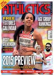 Athletics Weekly issue 01 January 2015