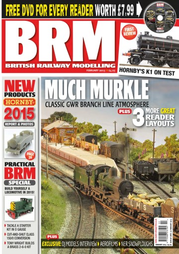 British Railway Modelling Magazine - February 2015 ...