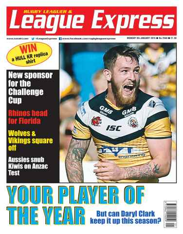 League Express issue 2948