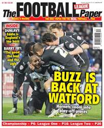 The Football League Paper issue 29th December 2014