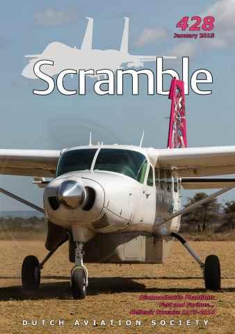 Scramble Magazine issue 428 - January 2015