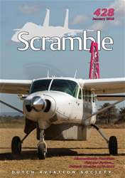 Scramble Magazine issue 428 - January 2015