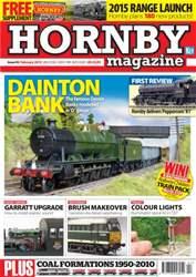 Hornby Magazine issue February 2015