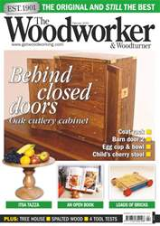 The Woodworker Magazine issue February 2015