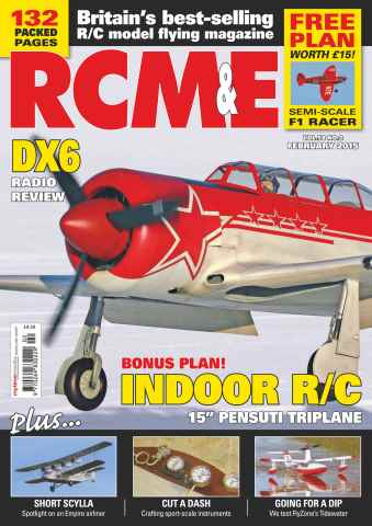 RCM&E issue February 2015