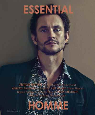 Essential Homme issue February-March 2015