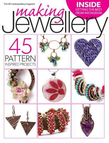 Making Jewellery issue February 2015