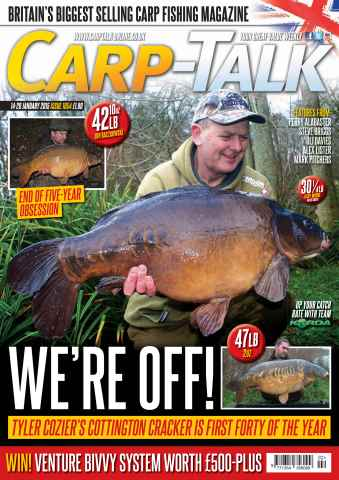 Carp-Talk issue 1054