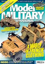 Model Military International issue 54