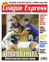 League Express issue 2949