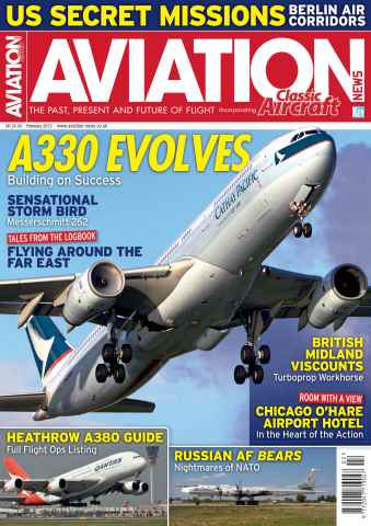 Aviation News issue February 2015