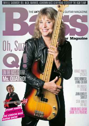 Bass Guitar issue 113 February 2015