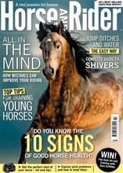 Horse&Rider Magazine - UK equestrian magazine for Horse and Rider issue Horse&Rider - March 2015
