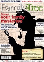 Family Tree issue Family Tree February 2015