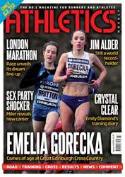 Athletics Weekly issue 15 January 2015