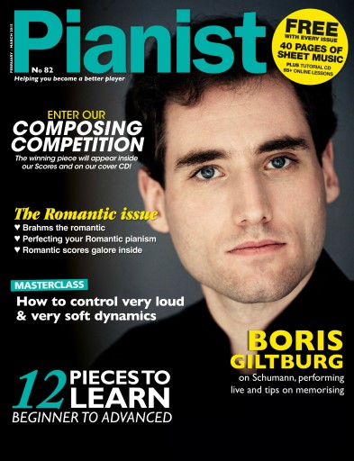 Pianist issue No 82 February-March 2015