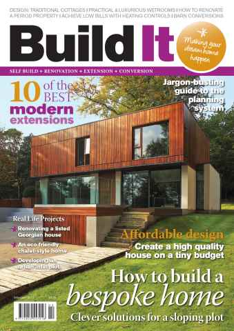 Build It issue Build It February 2015