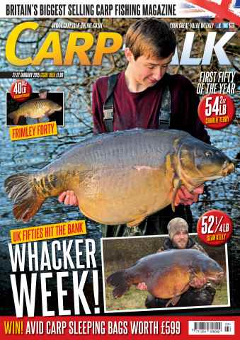 Carp-Talk issue 1055