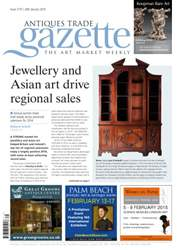 Antiques Trade Gazette issue ATG Issue 2175