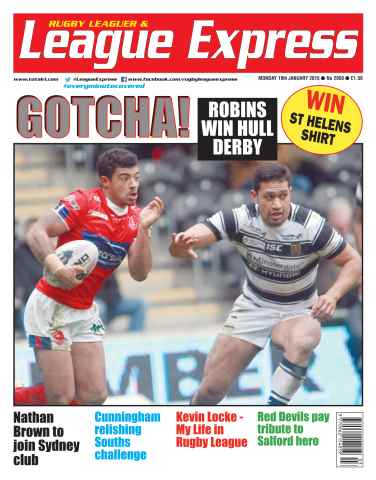 League Express issue 2950