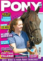 Pony Magazine issue PONY Magazine - March 2015 (Issue 796)