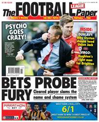 The Football League Paper issue 18th January 2015