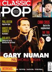 Classic Pop issue Feb/Mar 2015