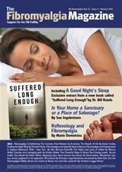 Fibromyalgia Magazine February 2015 issue Fibromyalgia Magazine February 2015