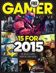 GAMER Interactive 022 - 2015 Preview issue GAMER Interactive 022 - 2015 Preview
