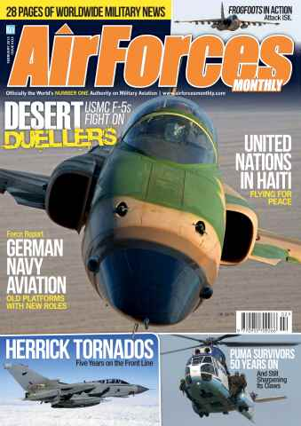 AirForces Monthly issue February 2015