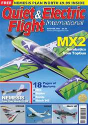 Quiet & Electric Flight Inter issue August 2011