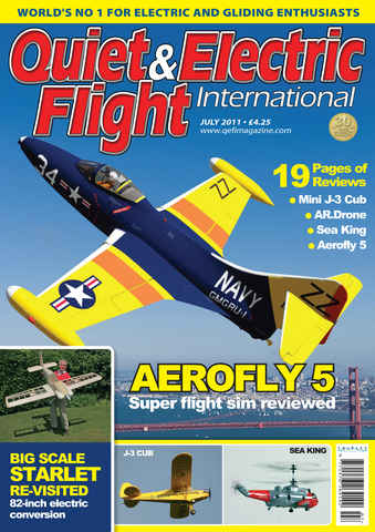 Quiet & Electric Flight Inter issue July 2011
