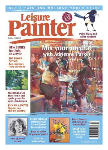 Leisure Painter issue Mar-15